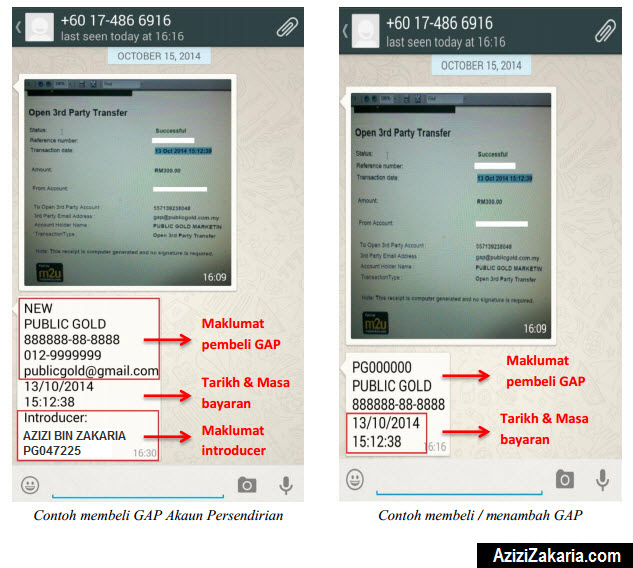 GAP-contoh whatsapp